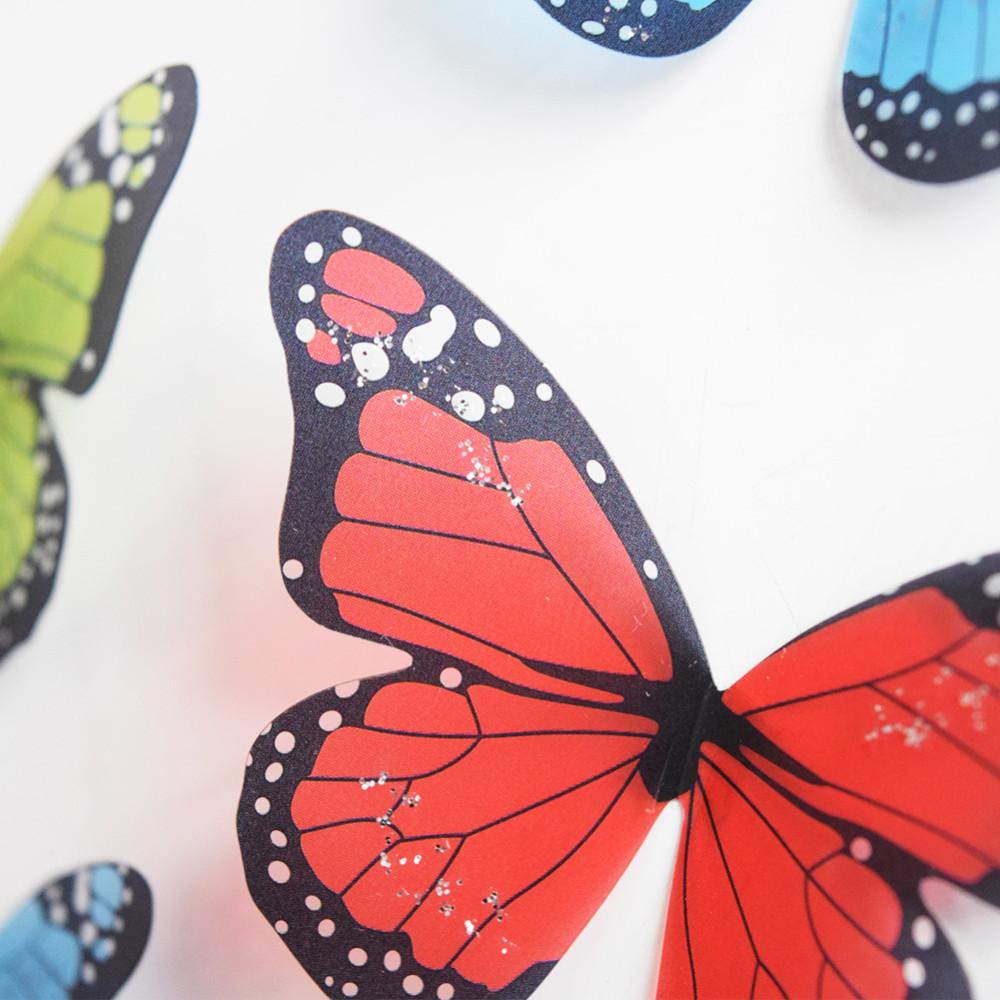 100 Butterflies Home Decor Amazon Com Elife 3d Pvc